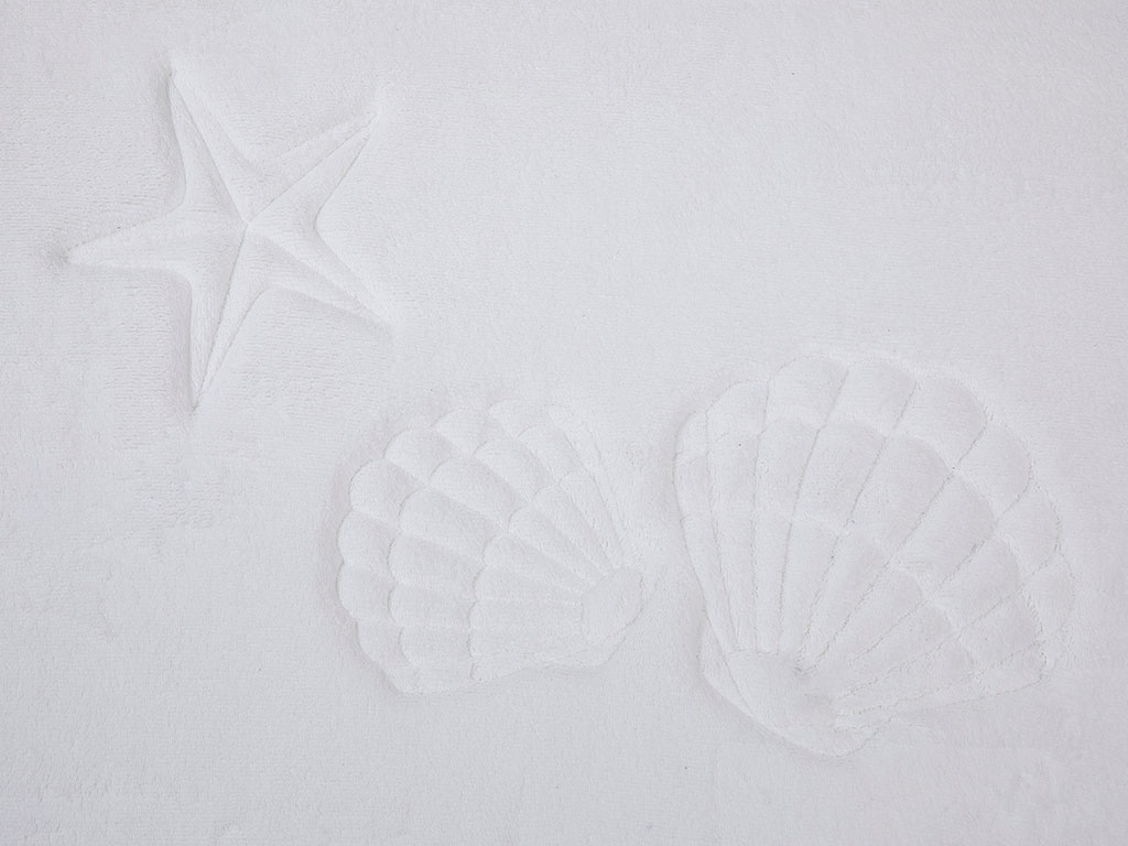 Marine Kaydırmaz Taban Klozet Setı 60x90 + 50x60 Cm Beyaz
