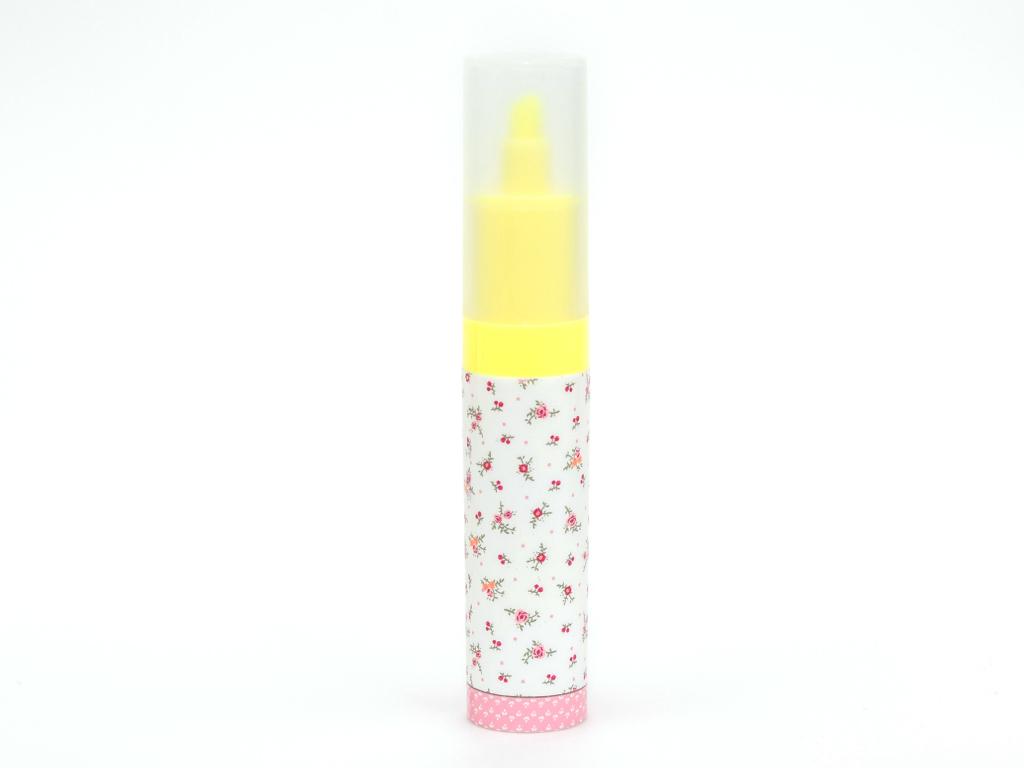 Rosey Fosforlu Kalem 10,5x1,5 Cm Sarı