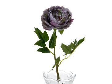 Peony Yapay Çiçek 45 Cm Açık Mor