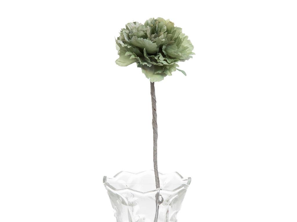 Flora Polyester Yapay Çıçek 65 Cm Su Yeşili