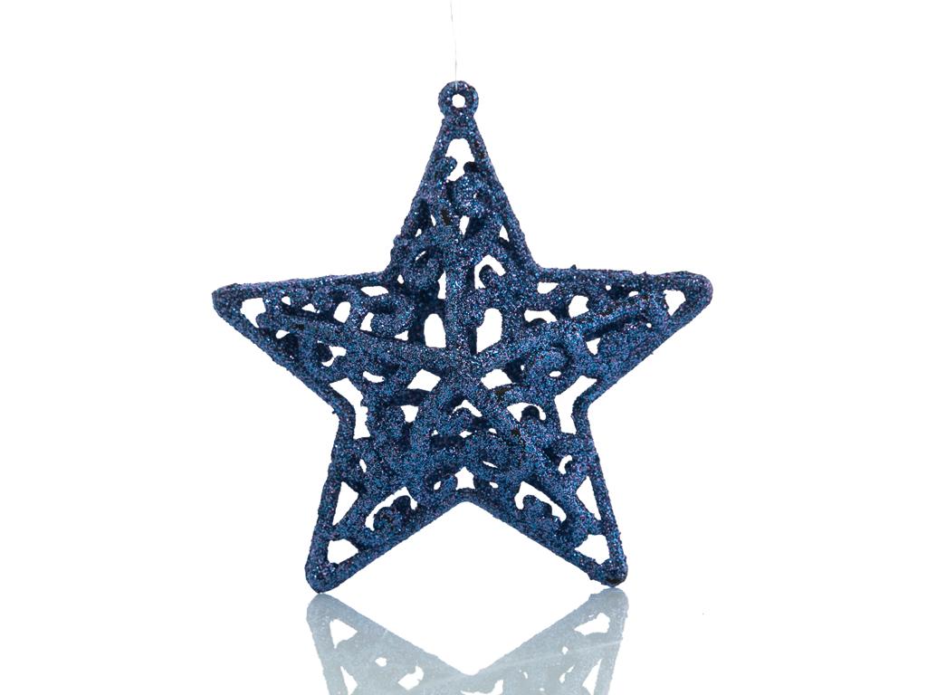 Star Ps 3'lü Askılı Aksesuar 10.2x4.1x21.5 Cm Mavi