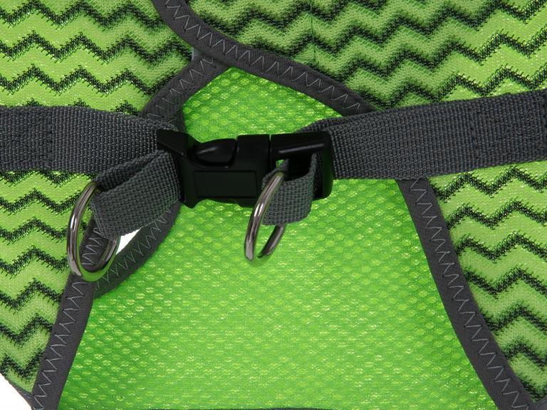 Harness Polyester Koşu Takımı 37-39 Cm Yeşil