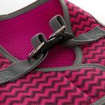 Harness Polyester Koşu Takımı 53-55 Cm Pembe