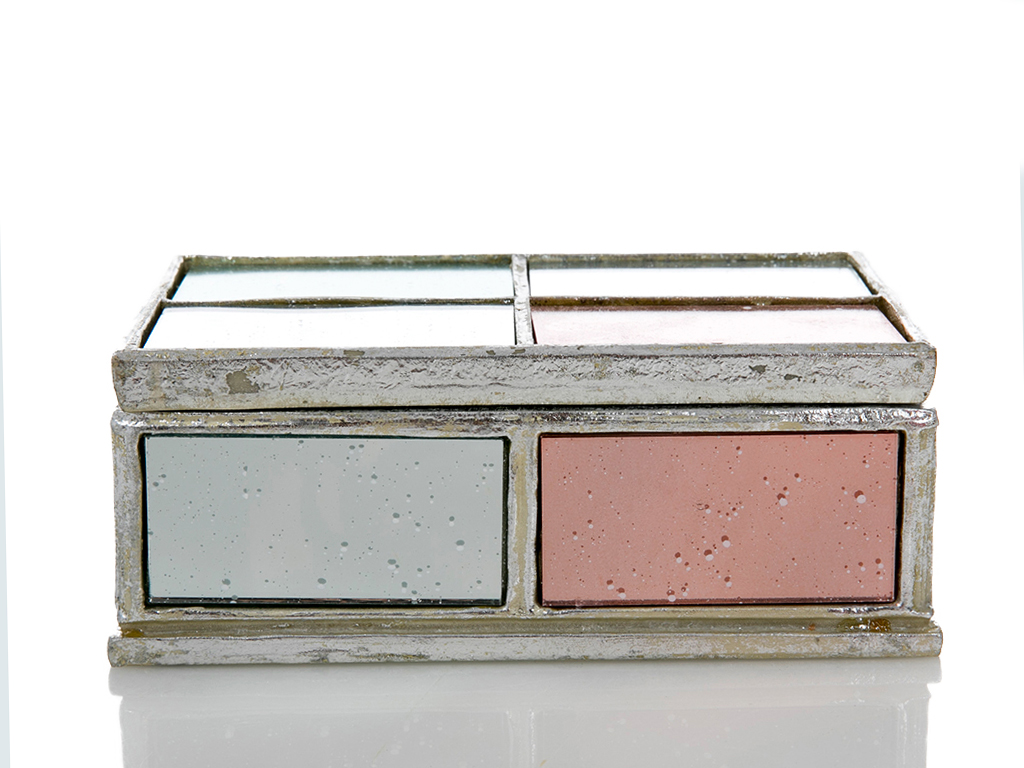 Diana Polyresin Dekoratıf Kutu 16x11x5.8 Cm Renkli