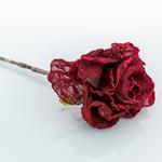 Helen Kumaş Yapay Çıçek 61 Cm Bordo
