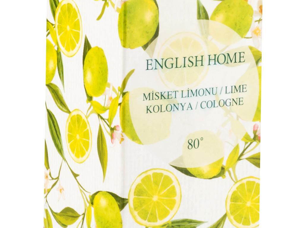 Misket Limon Kolonya 400 Ml Şeffaf