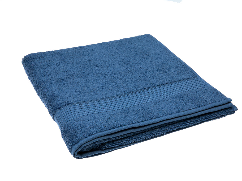 Pure Basic 70x140 Cm Koyu Mavi
