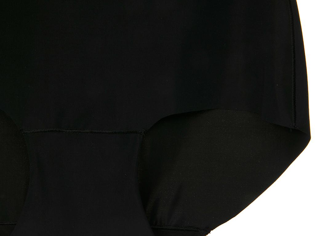 Slim Seamless Bayan Korse L Siyah
