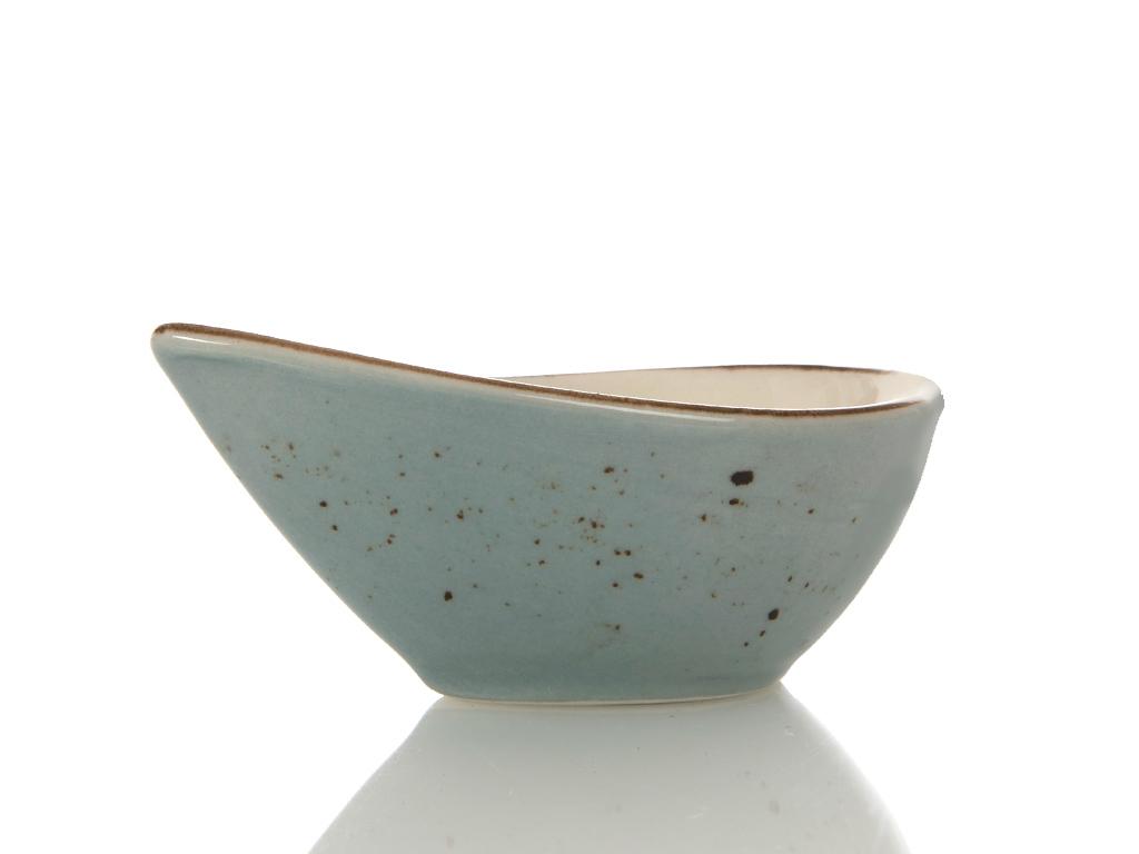 Miny Porselen Sosluk 11 Cm Mavi