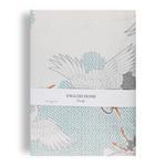 Heron Flies Baskılı Çift Kişilik Pıke 200x220 Cm Pembe