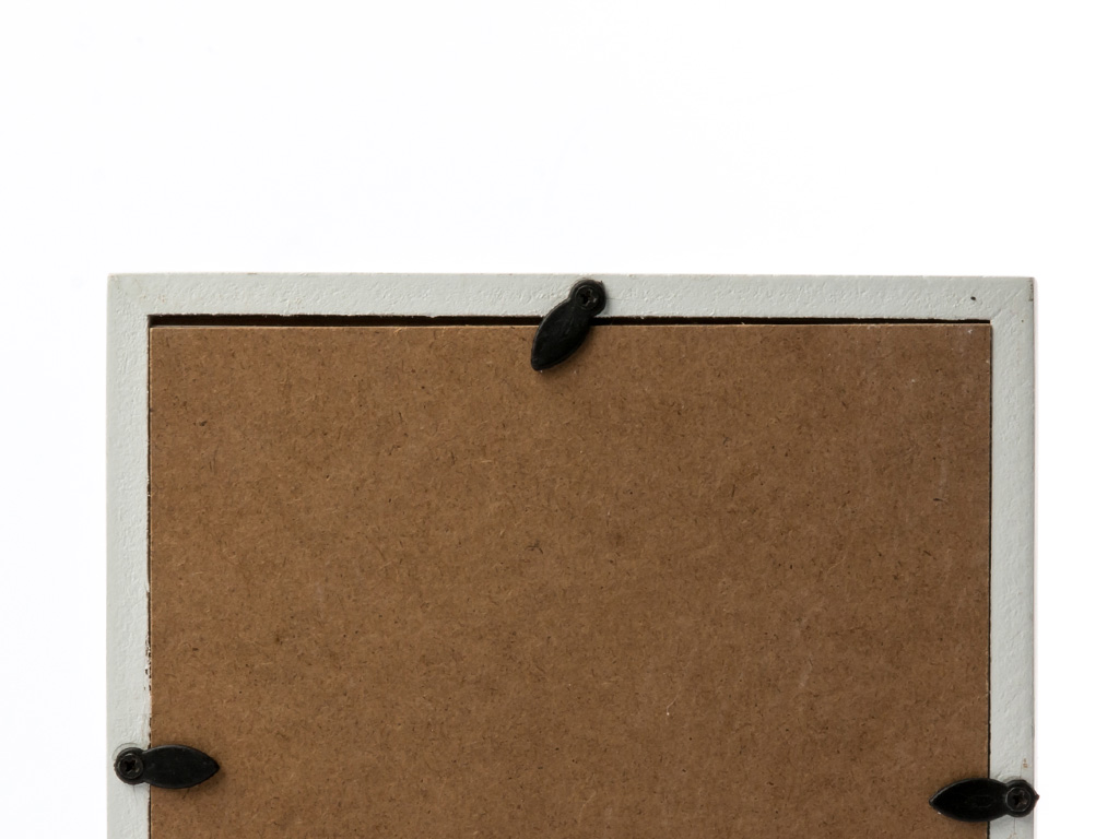 Birdy Mdf Çerçeve 3x15,5x15,5 Cm Beyaz