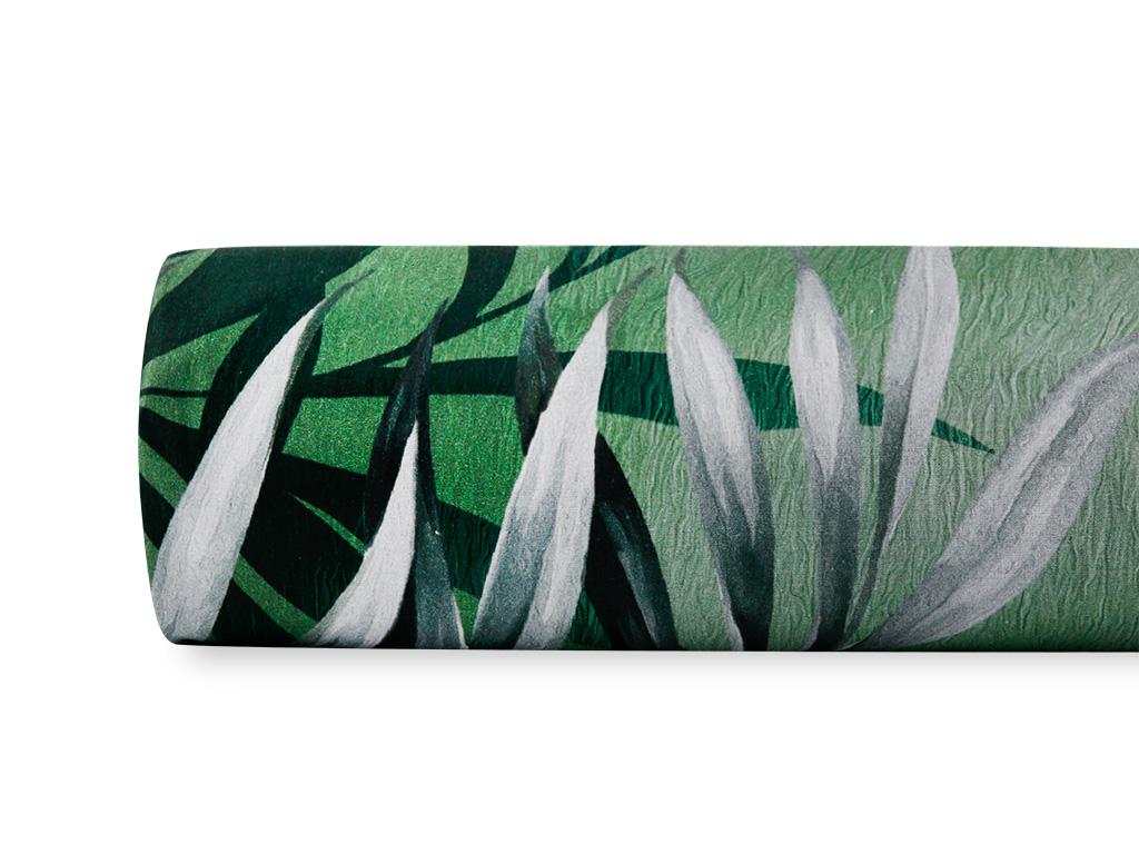 Green Savage Pamuklu Çift Kişilik Nevresım 200x220 Cm Seledon