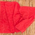 Damask Plaj Havlusu 80x150 Cm Kırmızı