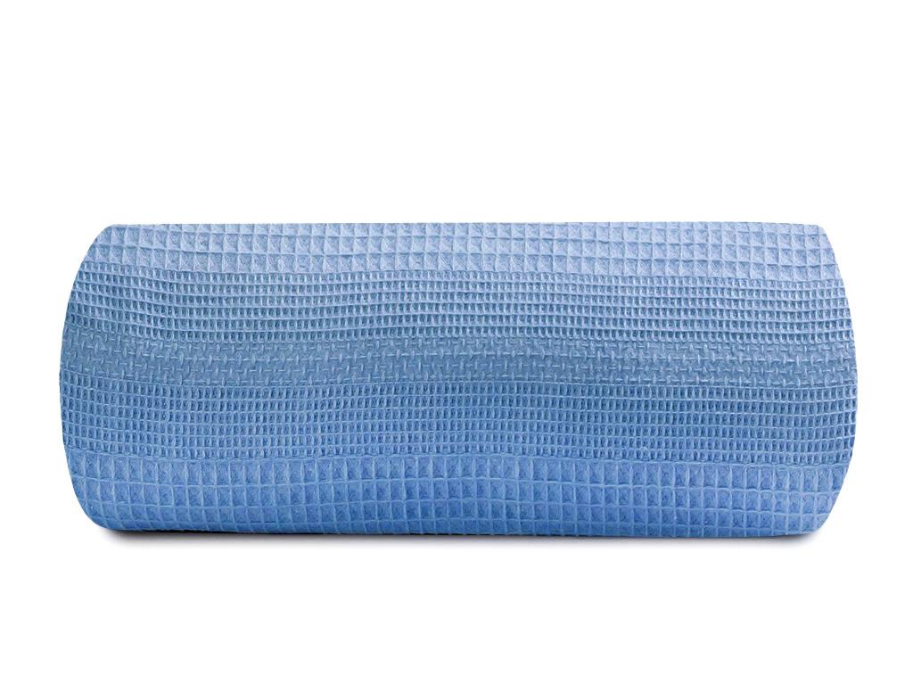 Düz Baskılı Tek Kişilik Pıke 150x230 Cm Derin Mavi