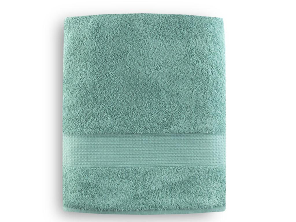 Pure Basic Banyo Havlusu 100x150 Cm Açık Yeşil