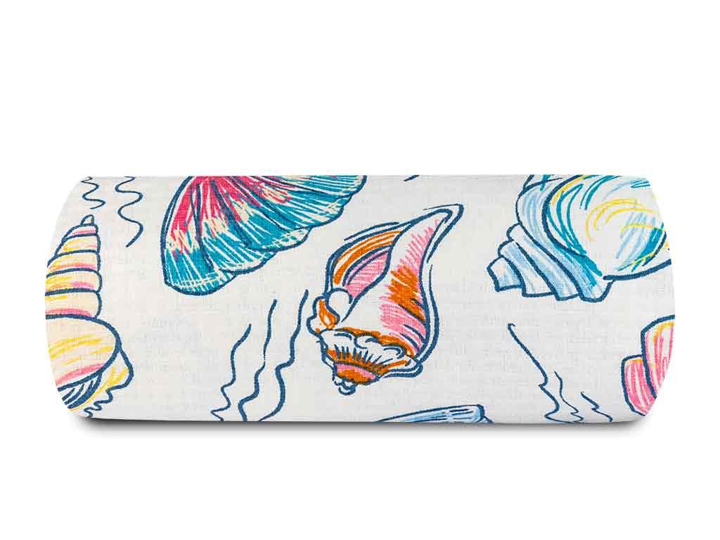 Sea Dreams Baskılı Çift Kişilik Pıke 220x240 Cm Mavi