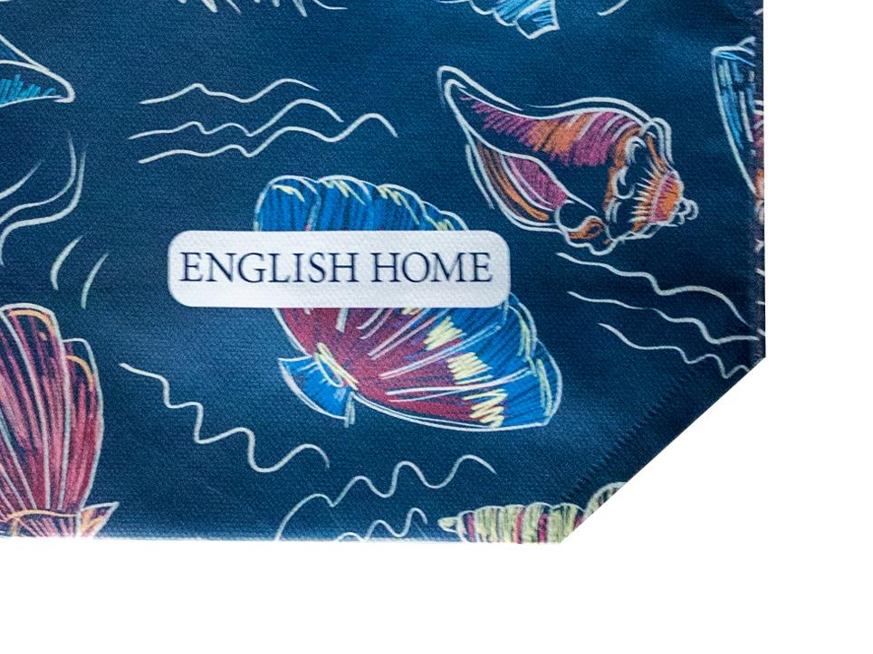 Sea dreams alışverış çantası 54,5x38 cm lacivert