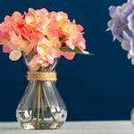 Alya Vazolu Yapay Çıçek 20 Cm Pembe