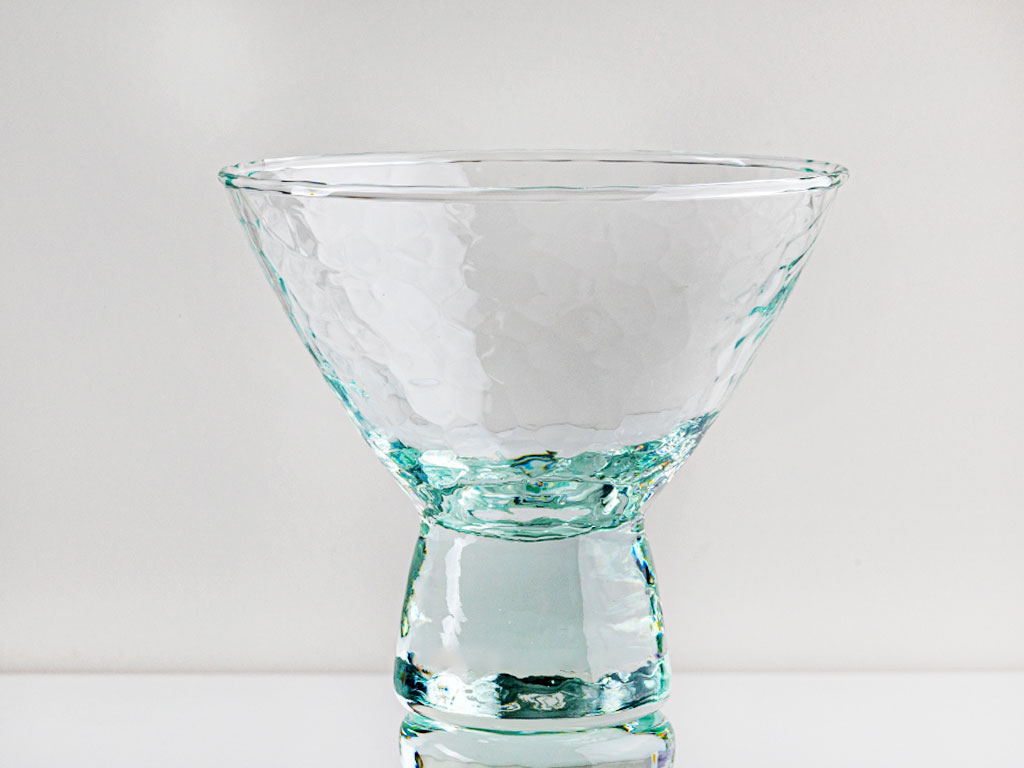 Crystal Cam 3'lü Ayaklı Dondurma Kasesi 260 Ml Şeffaf