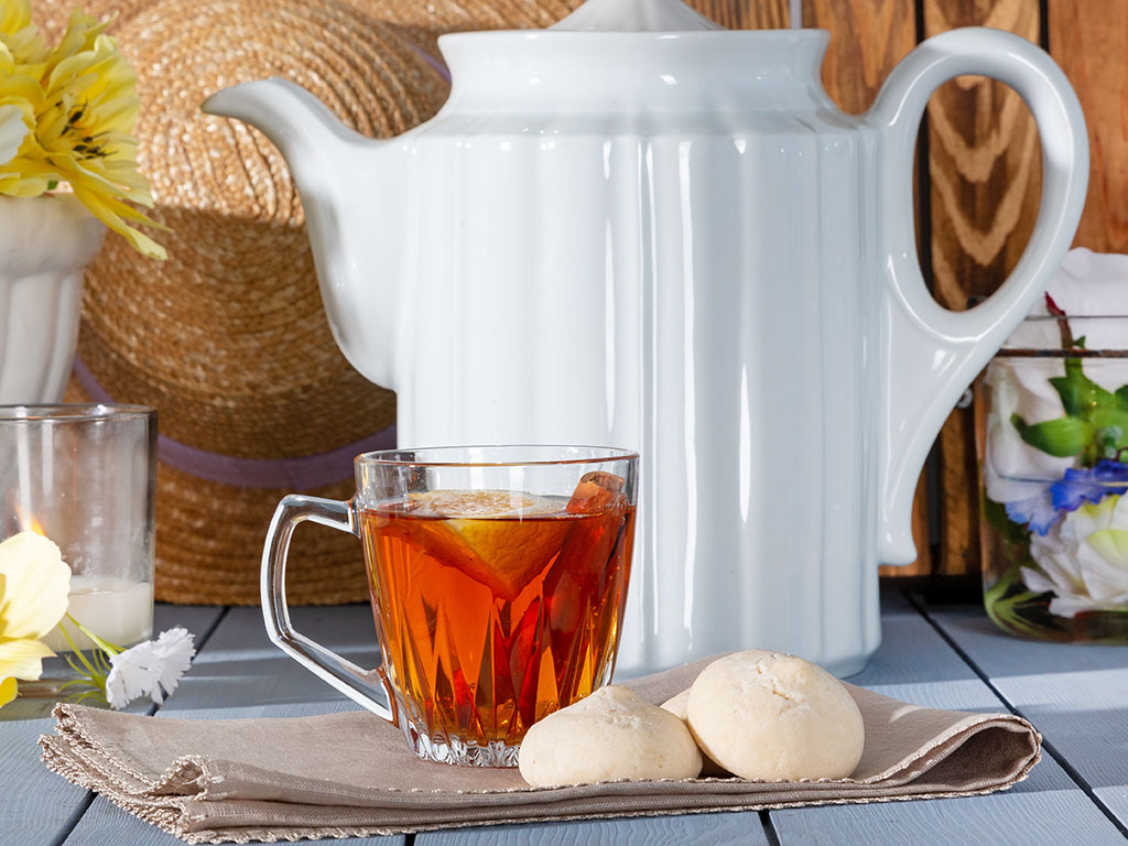 Safir Çay Fincanı 250 Ml Şeffaf