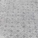 Elegance Damask Sıcak Baskı 2'li Klozet Setı 60x90 Cm + 50x60 Cm Açık Bej
