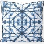 Sea Batik Çift Taraflı Kırlent 45x45 Cm Mavi