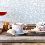 Urbann Porselen 2'li Çay Fıncanı Takımı 200 Ml Renkli