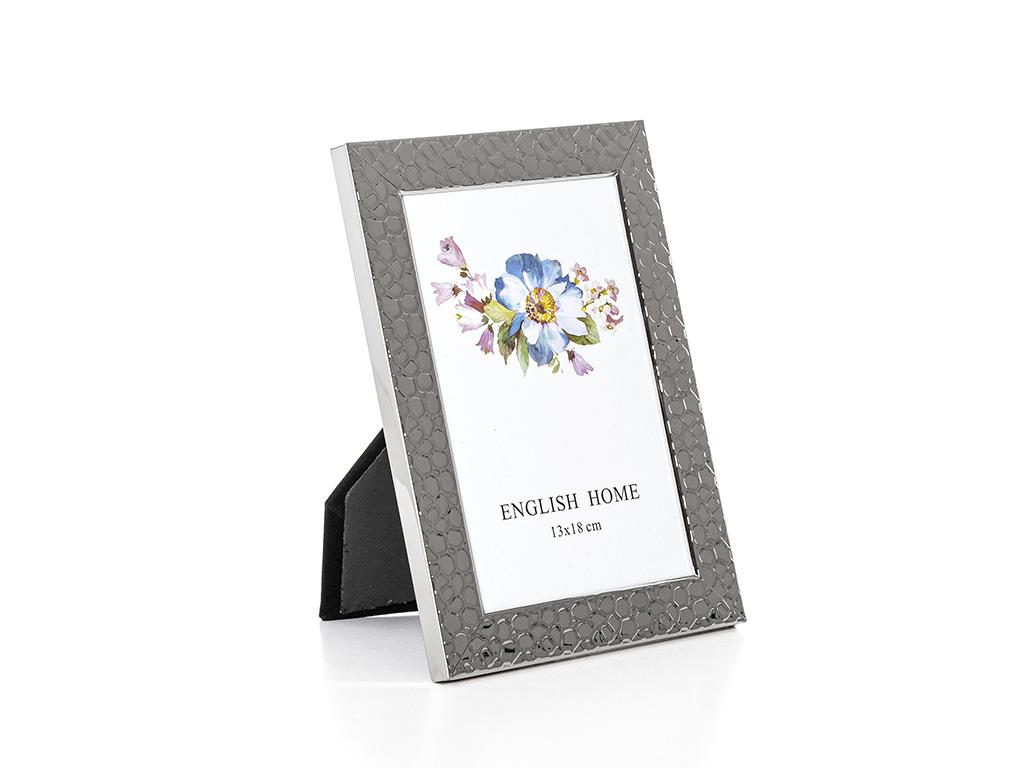 Lace Çerçeve 13x18 Cm Gümüş