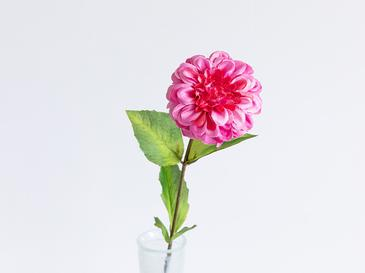 Gerbera Flower Yapay Çiçek 66 Cm Koyu Pembe
