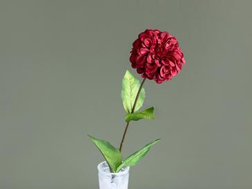 Gerbera Flower Yapay Çiçek 66 Cm Turuncu