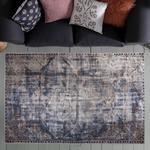 Trian Şönil Halı 120x180 Cm Gri Melanj