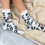 Safarı Polyester Bayan 2'li Çorap 39-41 Ekru