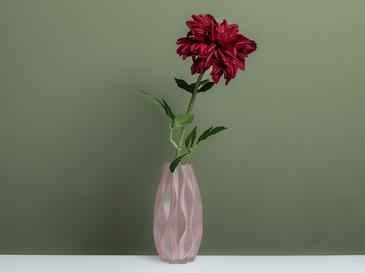 Dahlia Yapay Çiçek 77 Cm Mürdüm