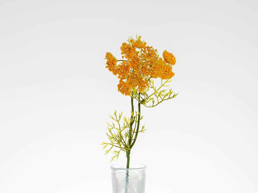 Alyssa Yapay Çıçek 55 Cm Sarı