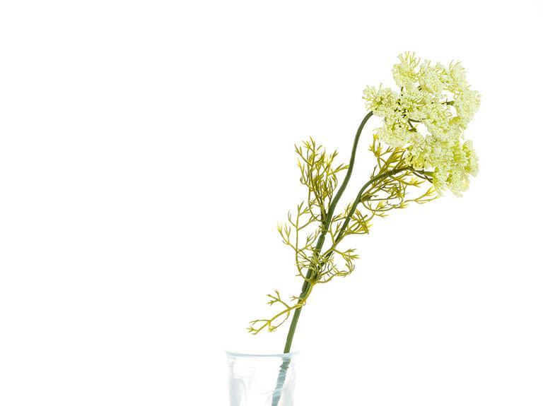 Alyssa Yapay Çiçek 55 Cm Krem