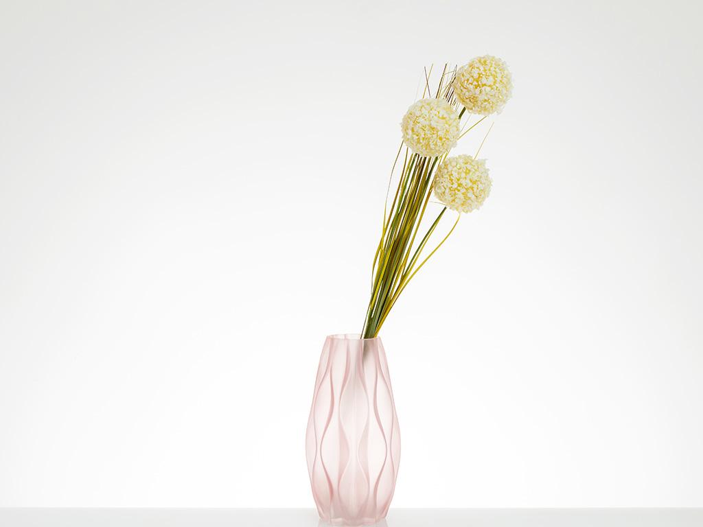 Grass Bush Yapay Çiçek 67 Cm Krem