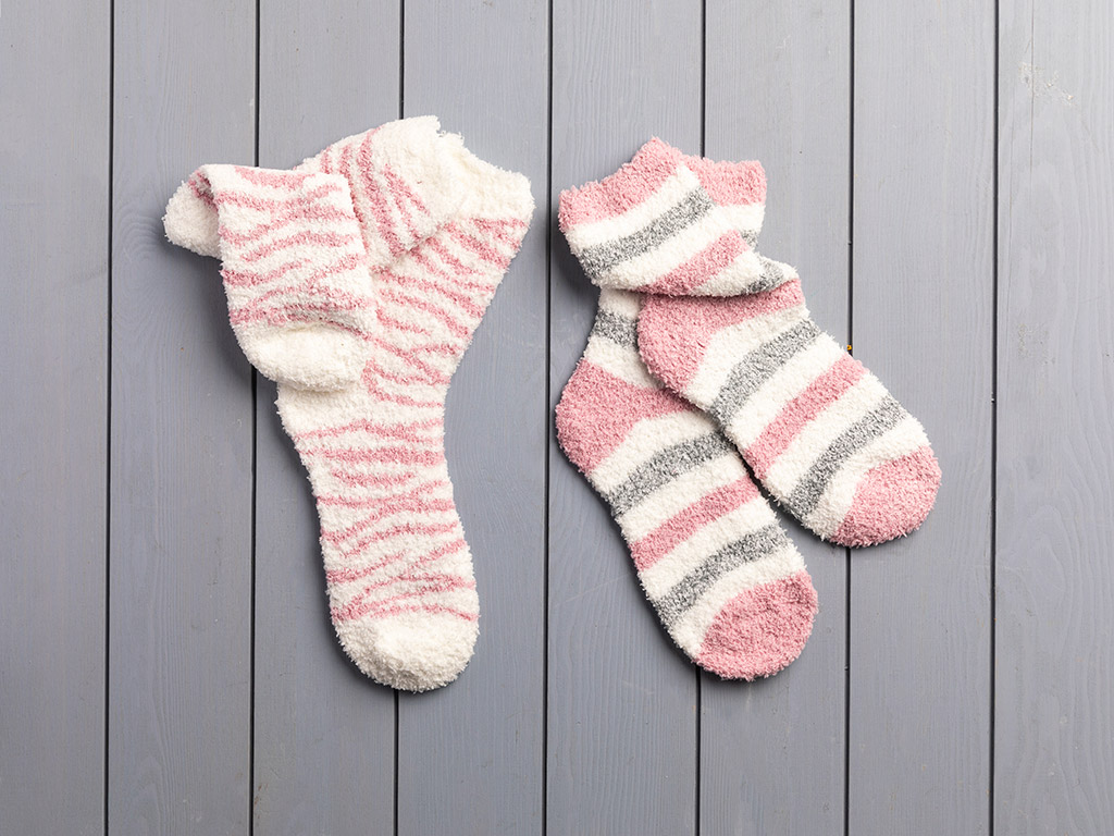 Pınk Lıne Polyester Bayan 2'li Çorap 36-38 Pembe
