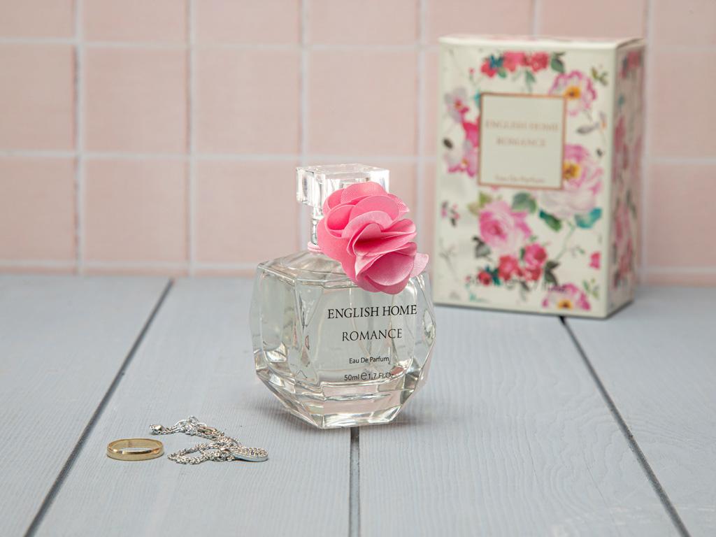 Romance Kadın Parfüm 50 Ml Pembe