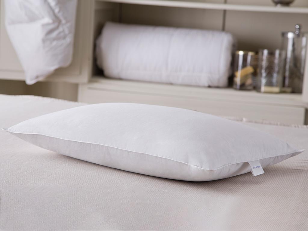 Winter Kaz Tüyü Yastık 50x70 Cm Beyaz