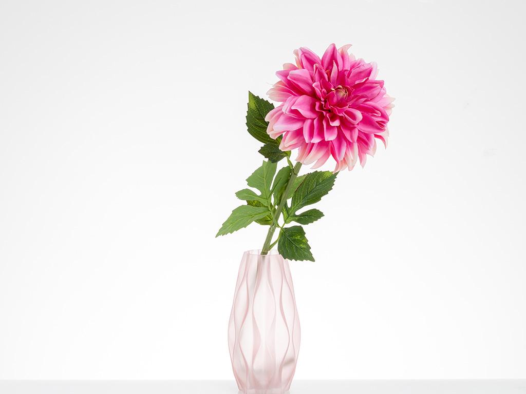 Dahlia Yapay Çıçek 77 Cm Pembe
