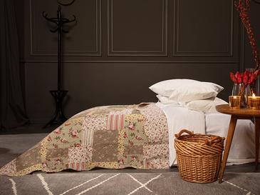 Yelena Tek Kişilik Çok Amaçlı Yatak Örtüsü 160x220 Cm Pembe