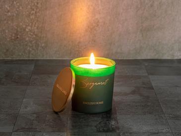 Elegant Paisley Mum 8,9x8,3x7,8cm Yeşil