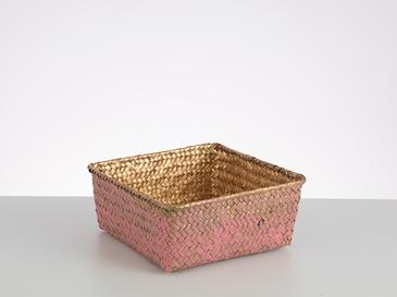 New Things Sepet 22x22x9 Cm Pembe
