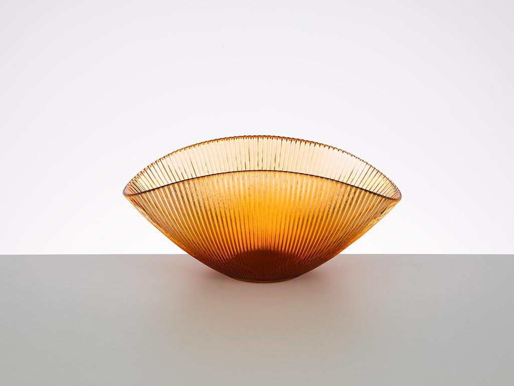Intense Dekoratif Kase 27 Cm Amber