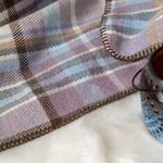 Grandford Scotch Tek Kişilik Battaniye 150x200 Cm Lila