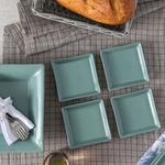 Jonah Seramik Küçük Boy Pasta Tabağı 12 Cm Seledon