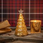 Winter Tree Biblo 9x17 Cm Gold