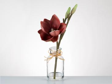 Tropic Dream Soft Plastic Yapay Çiçek 5,2x5,2x21cm Koyu Pembe