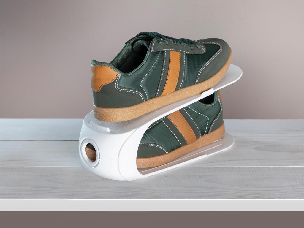 Fancy Ayakkabı Rampası 10,5x26,3x15 Cm Beyaz