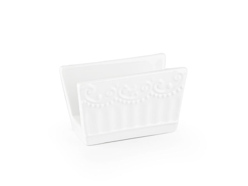 Astra Dolomite Peçetelik 11,5x5,5x7 Cm Beyaz